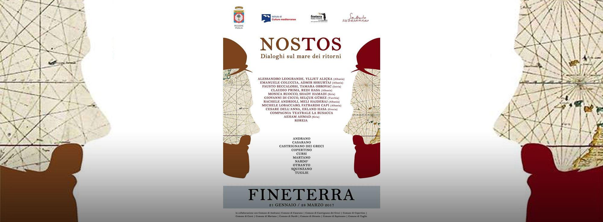 Comuni provincia Lecce: Nostos, dialoghi sul mare dei ritorni