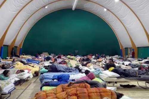 Porto Cesareo, 83 posti letto per aiutare i terremotati del Centro Italia