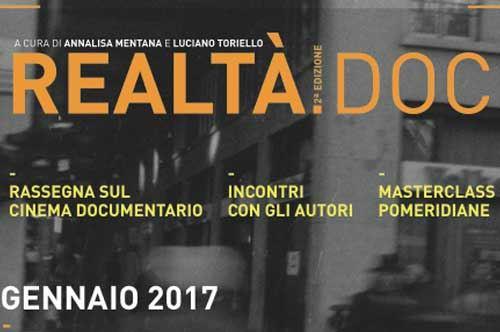 Realtà.doc, la rassegna sul cinema documentario
