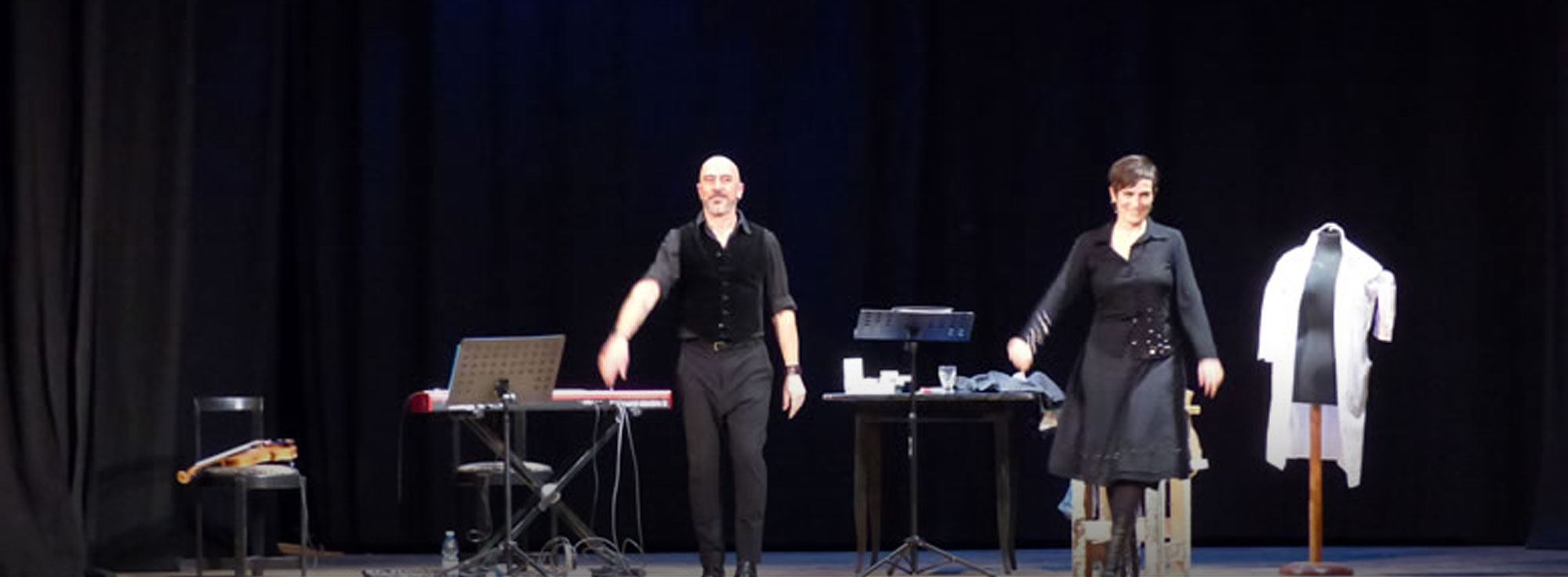 Cavallino: A teatro i tipi di Roberto Ciufoli