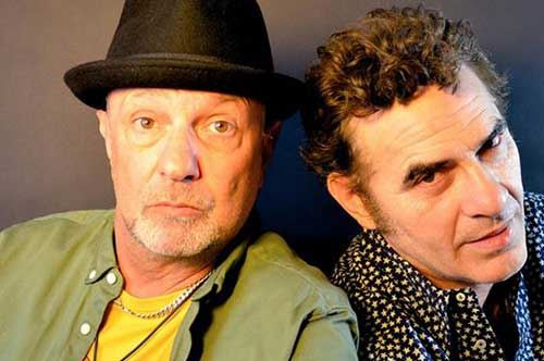 The Swing Brothers, Sergio Caputo e Francesco Baccini