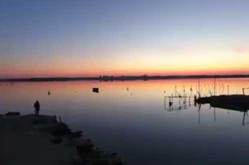 Il tramonto sul Mar Piccolo diventa un trailer: Taranto incanta