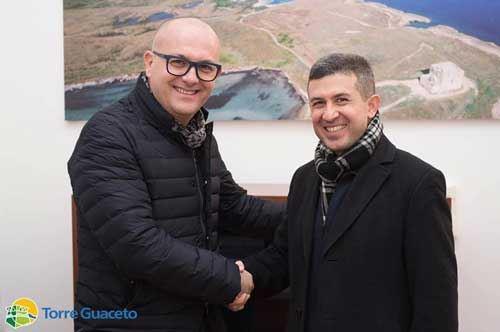 Torre Guaceto piace alla Turchia: l'ambasciatore visita la Riserva