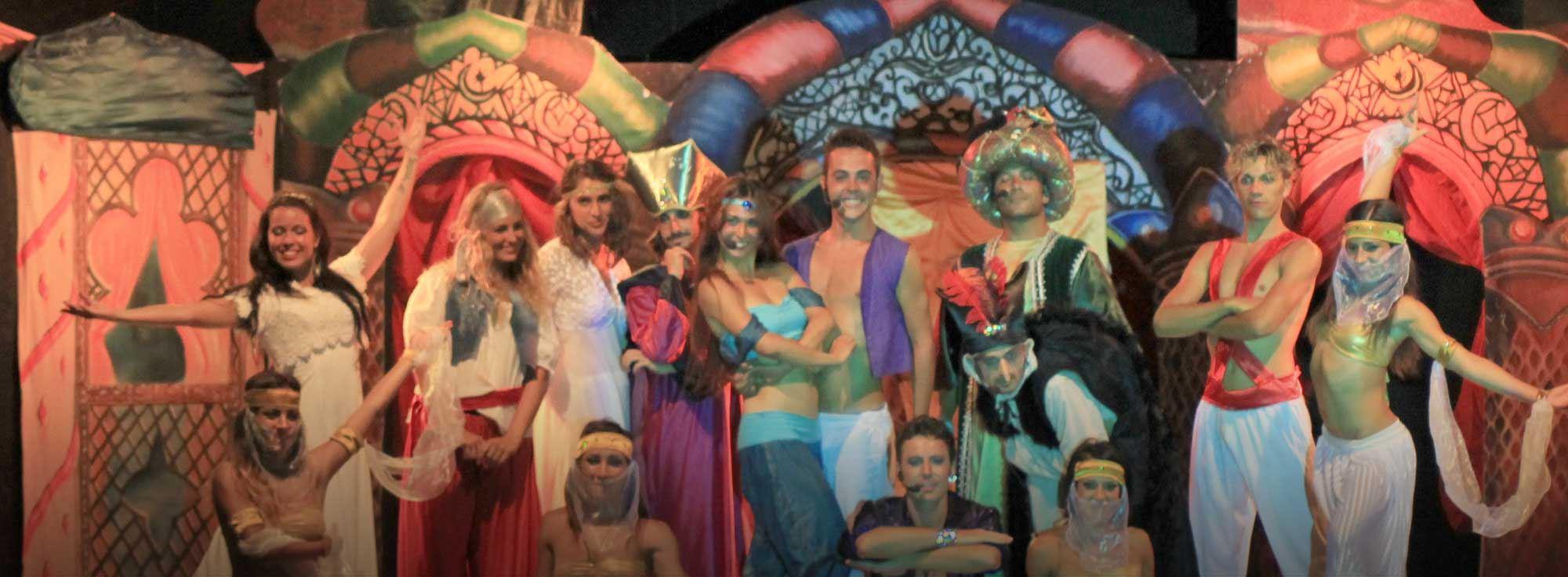 Foggia: Aladin il Musical