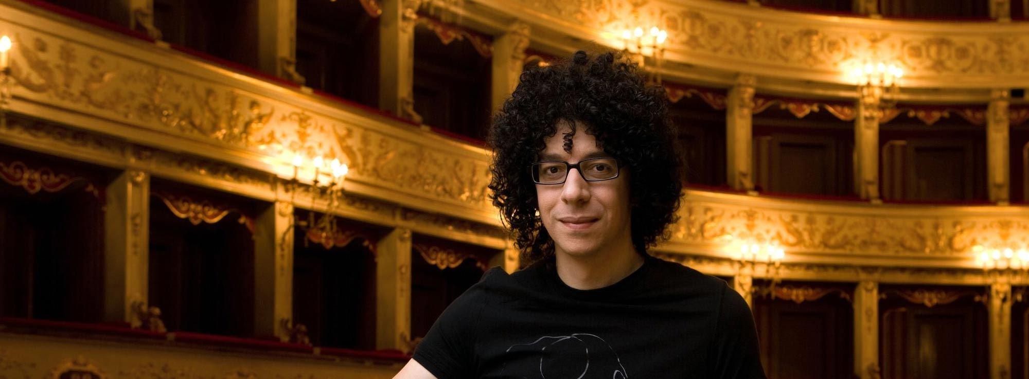 Foggia: Giovanni Allevi in concerto