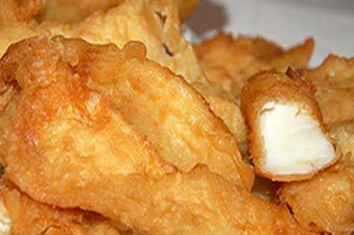Baccalà fritto secondo la tradizione pugliese