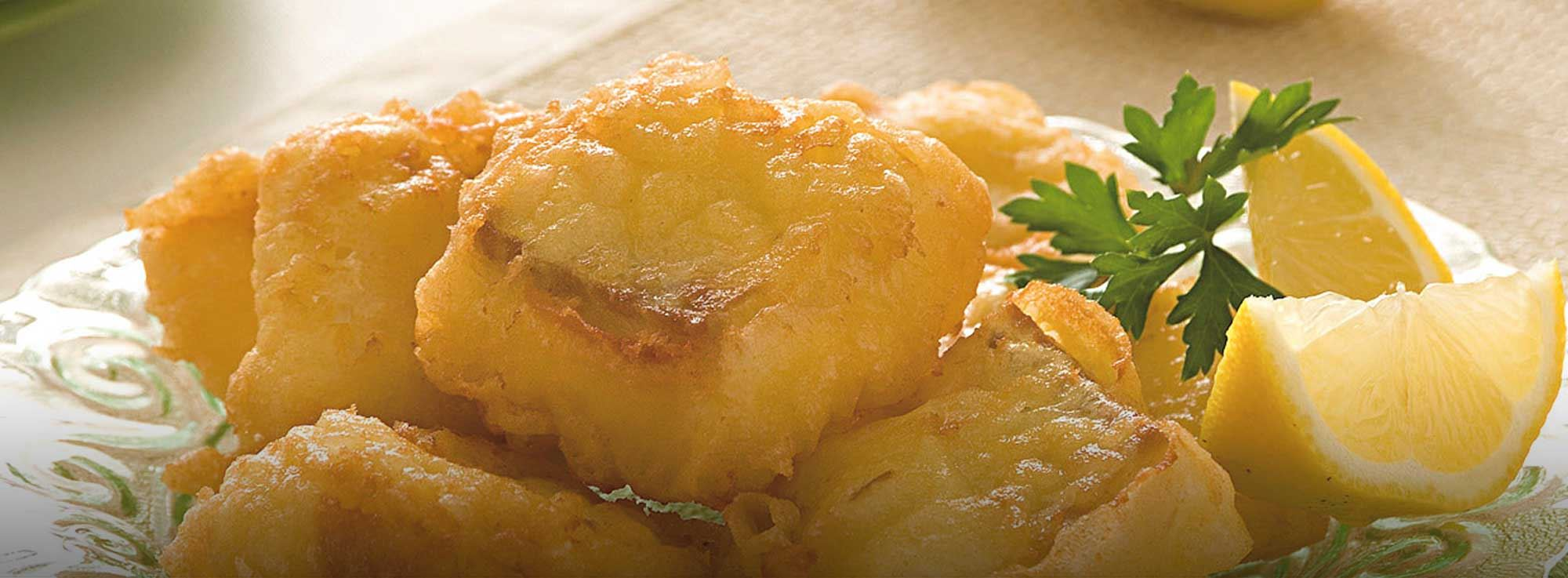 Ricetta: Baccalà fritto secondo la tradizione pugliese
