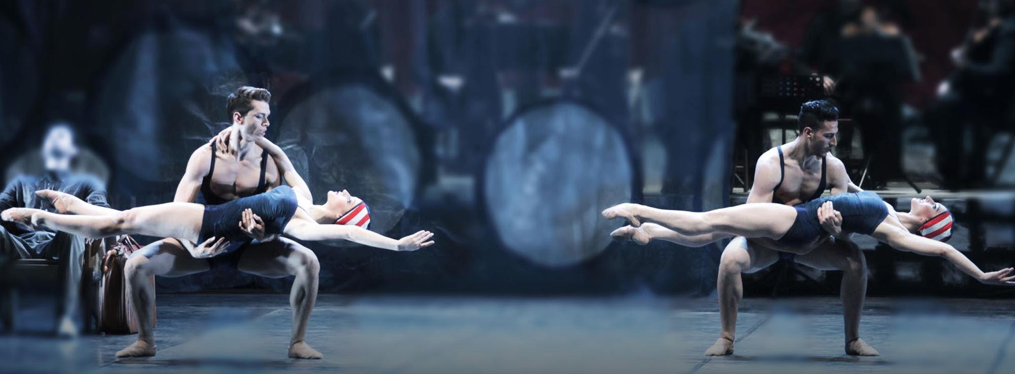 Francavilla Fontana: Le Quattro Stagioni del Balletto del Sud