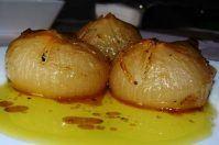 Cipolle al forno e gratinate