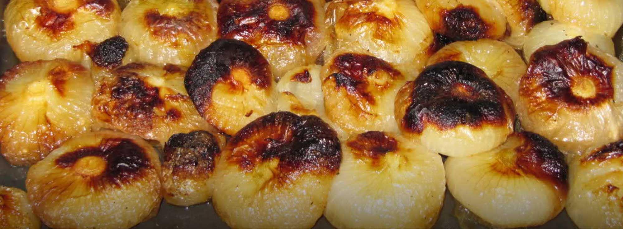 Ricetta: Cipolle al forno e gratinate