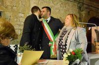 """Promesse d'amore in Largo Albicocca, Bari """"cupido"""""""