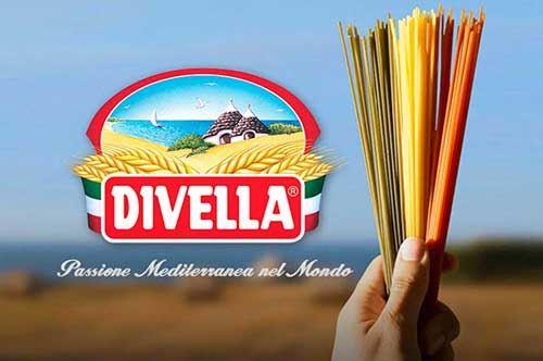 Divella Spa, 12 milioni di euro sul mercato pugliese