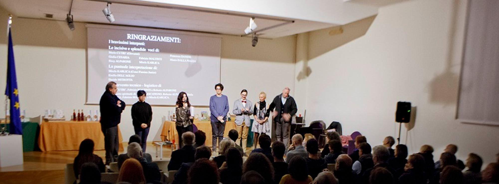 Brindisi: Imago - conferenza