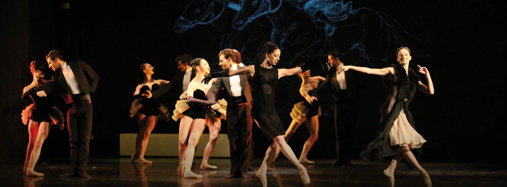 Lecce: Anna Karenina Balletto di Milano
