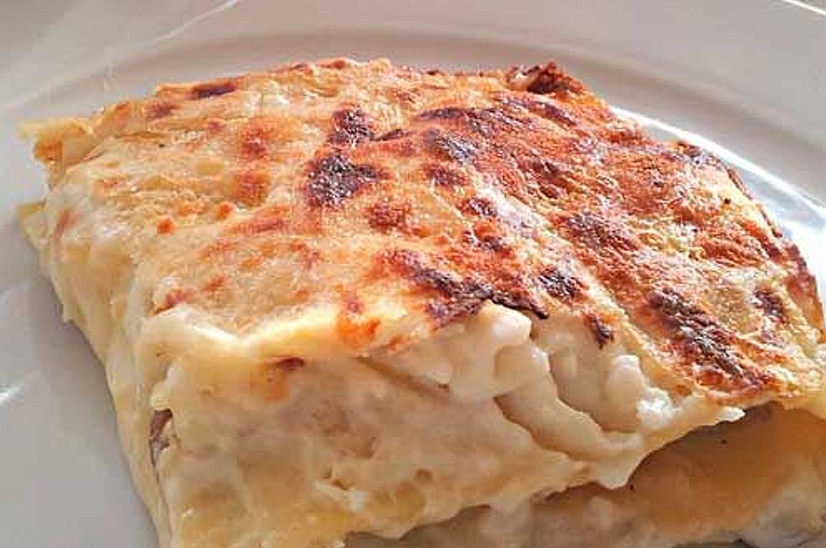 Fave bianche e lasagnette