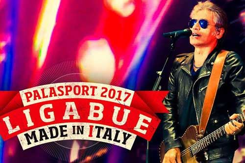 Ligabue Made in Italy Palasport 2017