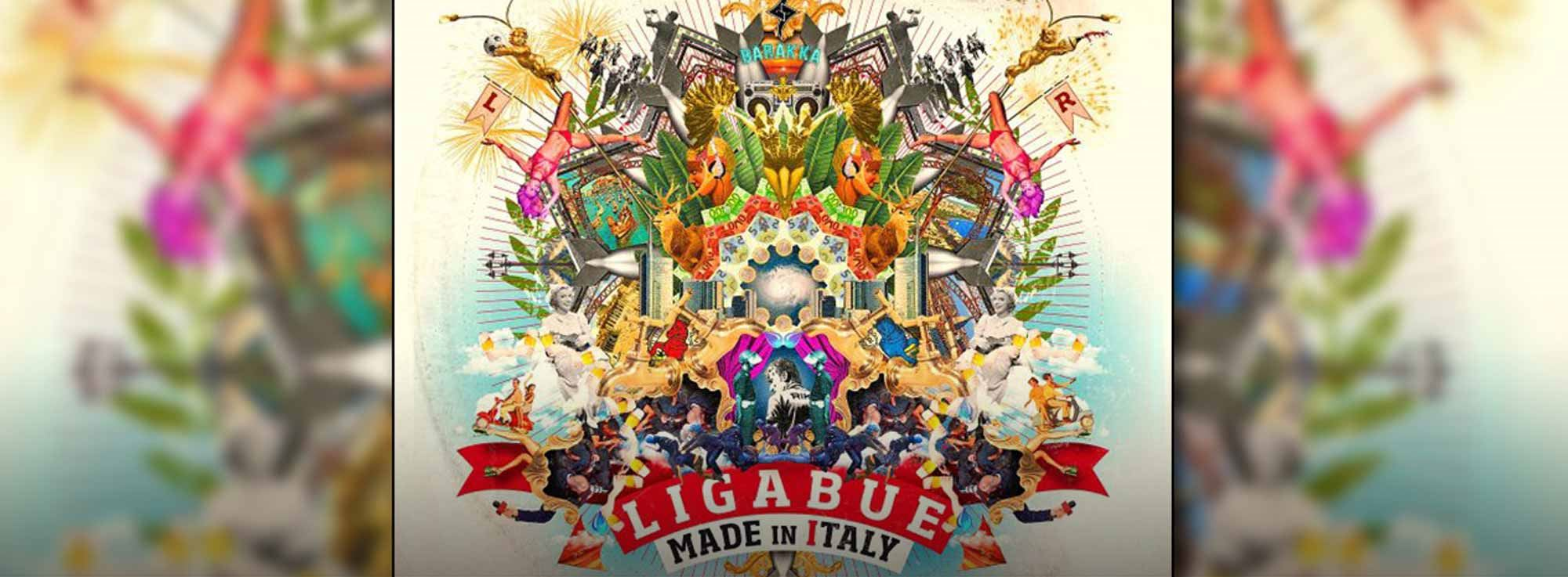 Bari: Ligabue Made in Italy Palasport 2017