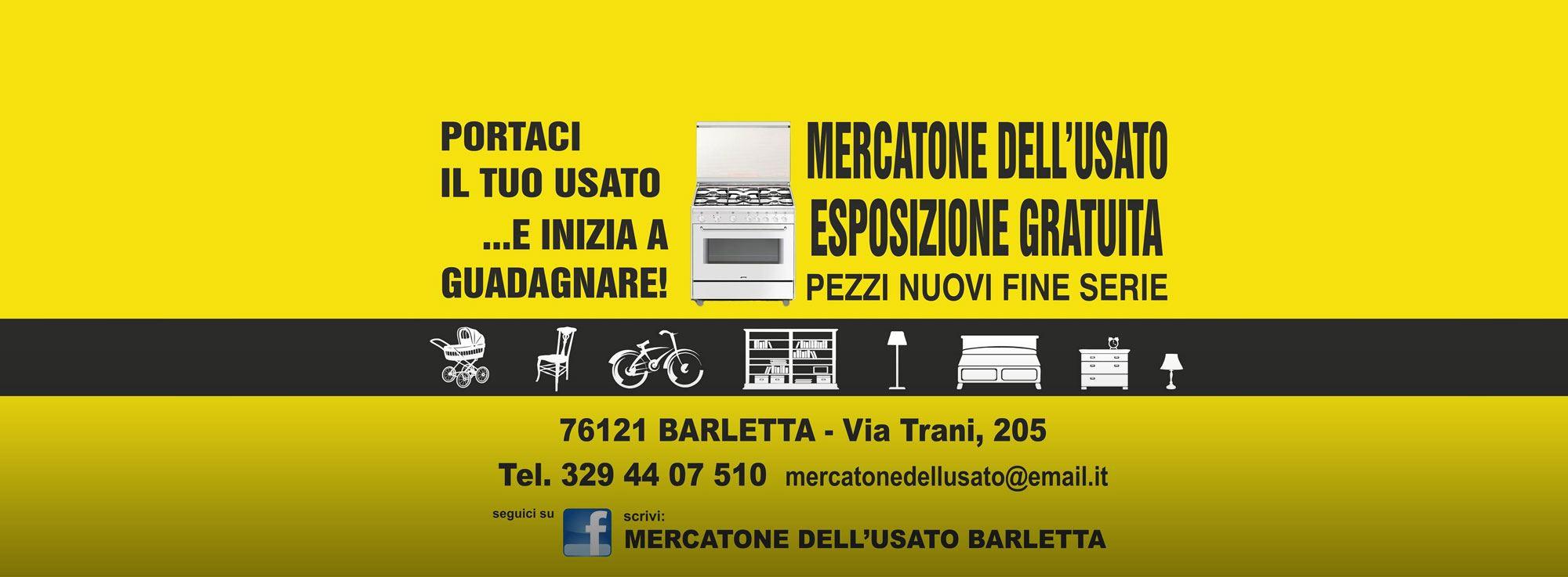 Mercatone dell'usato Barletta
