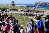 Trekking  coast to coast da Polignano a Monopoli