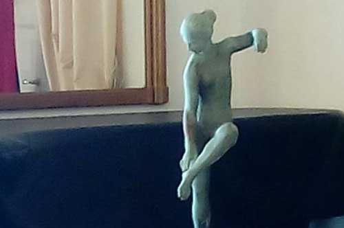 Taranto, stroncato l'entusiasmo sulla statuetta di Afrodite