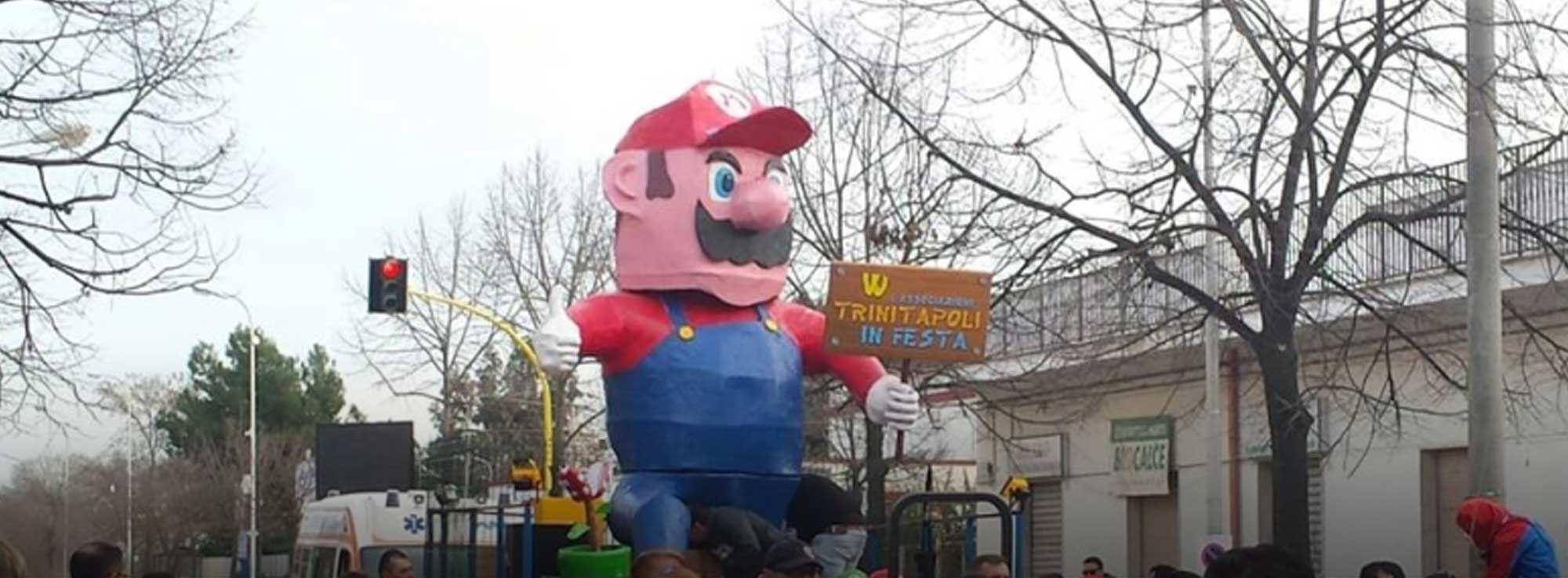 Trinitapoli: Carnevale in Piazza