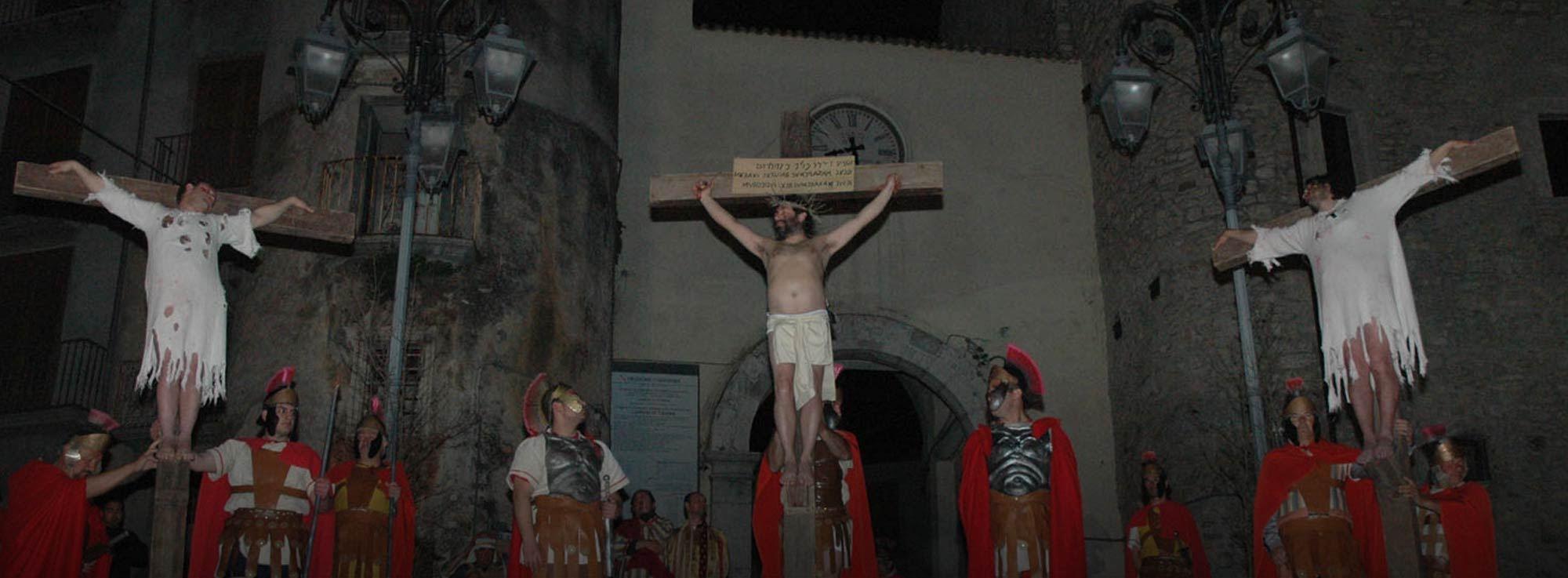 Fragagnano: Passio Christi Freganianum