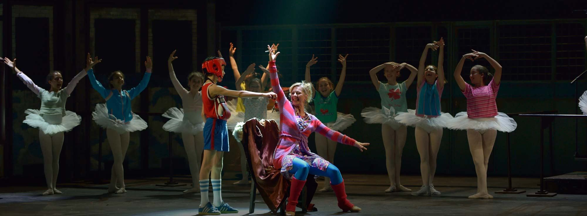 Barletta: Billy Elliot, il Musical