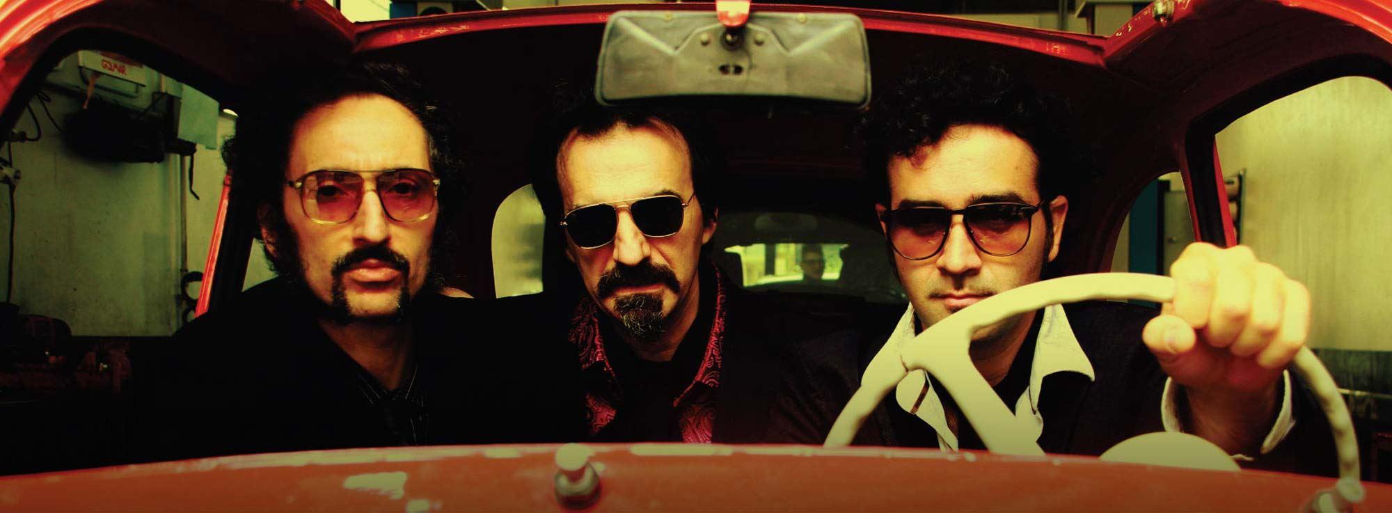Fasano: The Bumps with Giò Sada e Gianluca Petrella Live