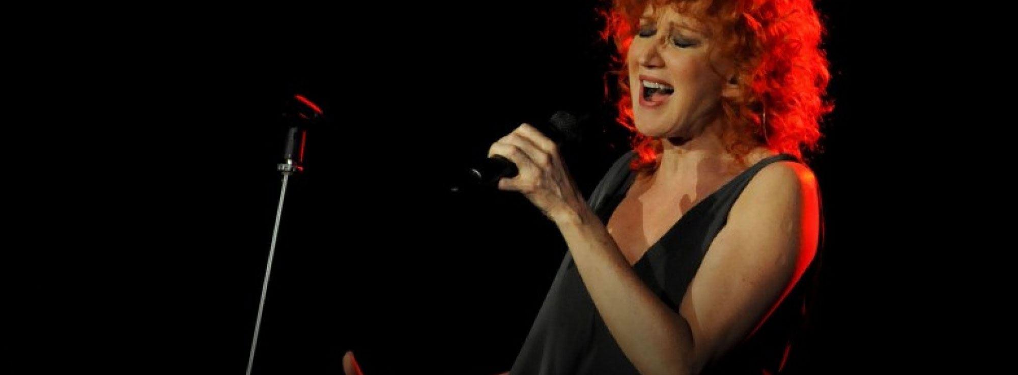 Lecce: Fiorella Mannoia, Combattente Tour