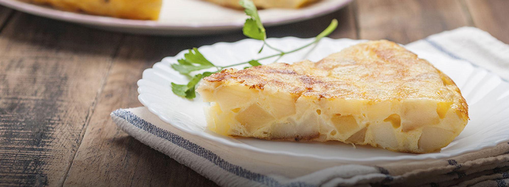 Ricetta: Frittata con le patate