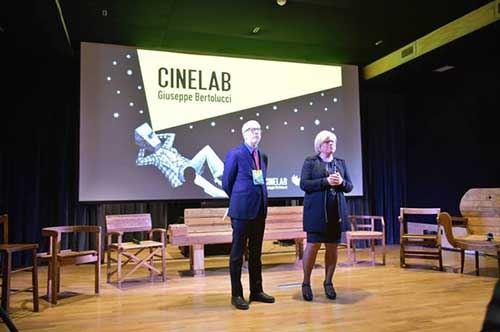 """Cinema e memoria, Lecce ha la sua sala """"Giuseppe Bertolucci"""""""