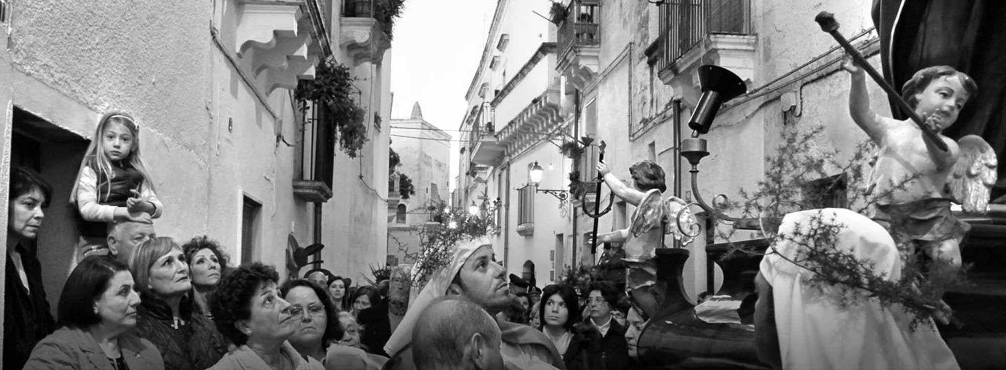 Grottaglie: Pàthos: la Settimana Santa a Grottaglie