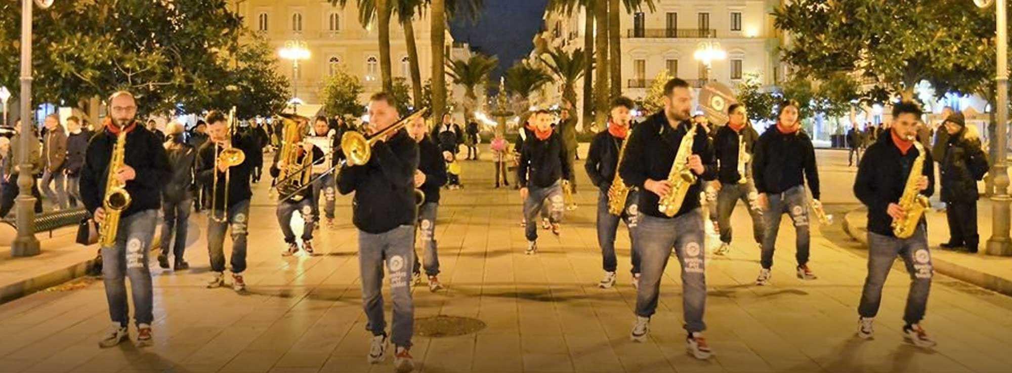 Taranto: Gran festa di Primavera