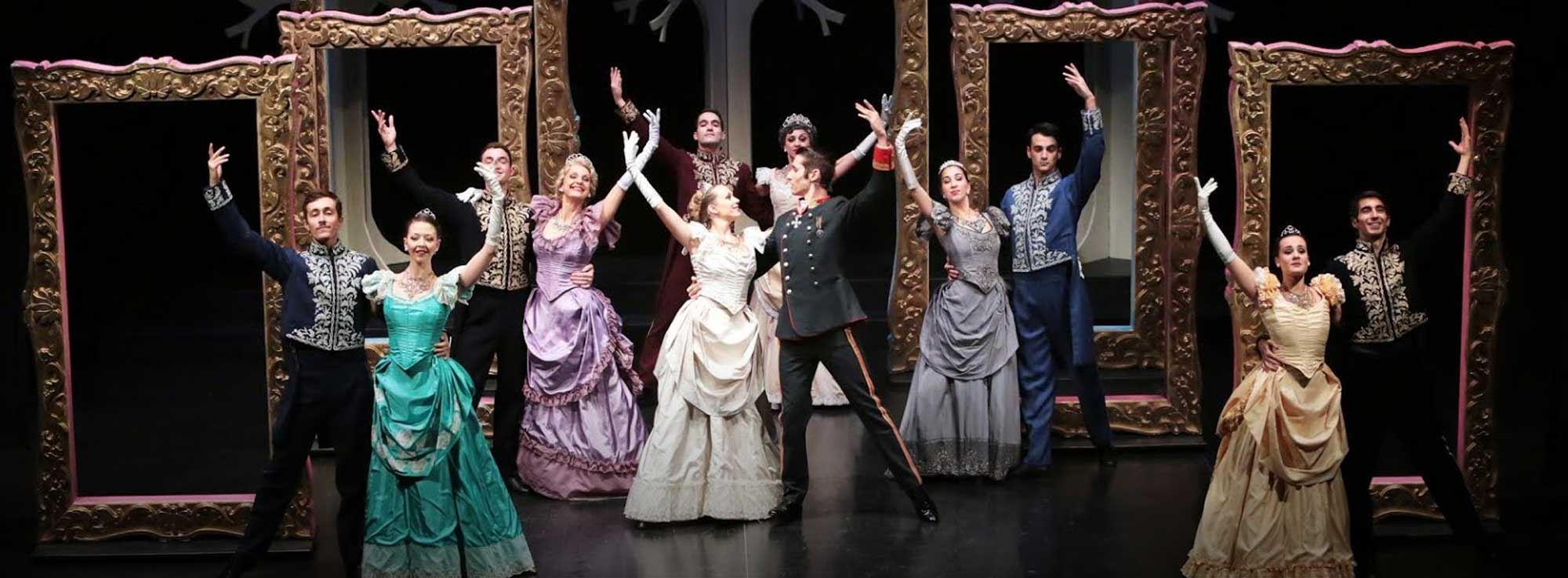 Barletta: La Principessa Sissi, il musical