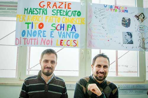 """""""Una voce per Tito Schipa"""": Francesco e Caterina i giovanissimi vincitori"""