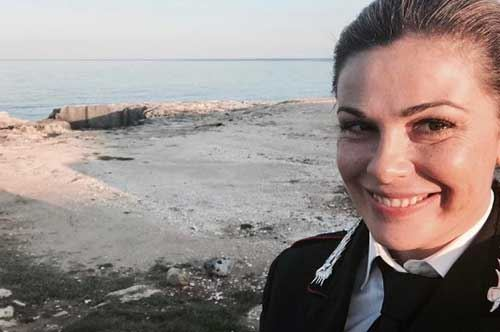 Vanessa Incontrada innamorata della Puglia: selfie in Salento