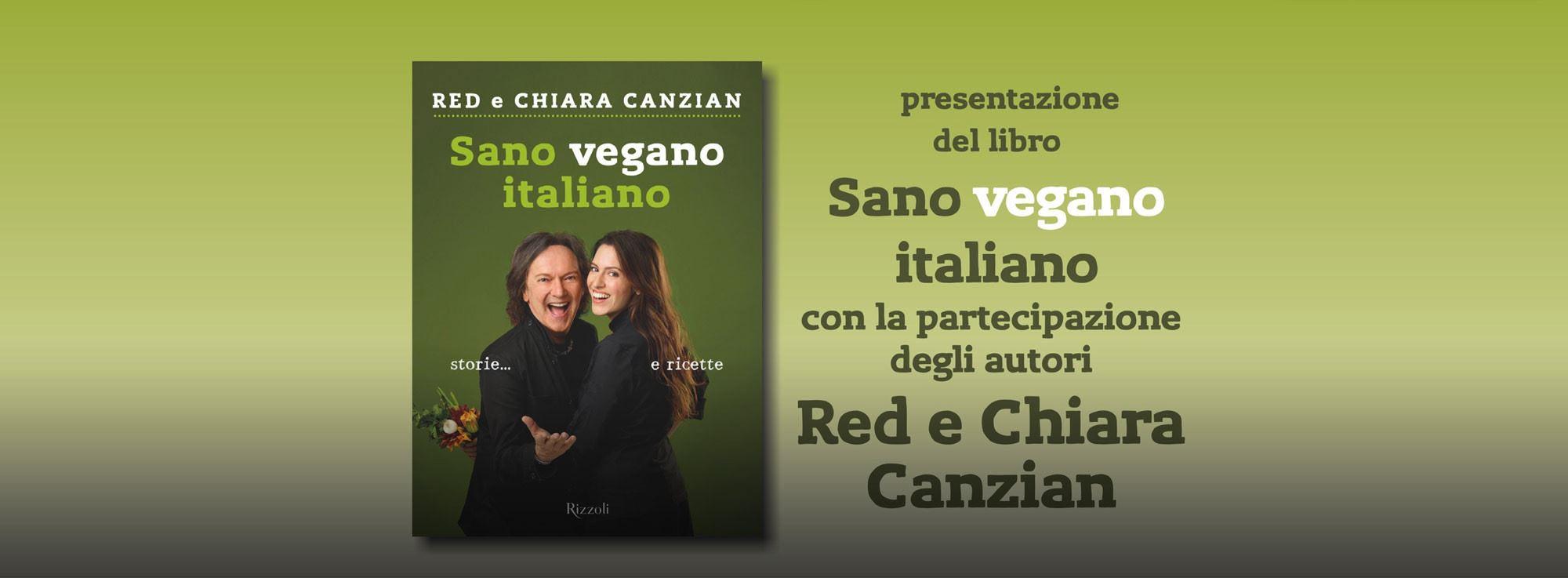 Foggia: Sano vegano italiano - Presentazione + cena gourmet