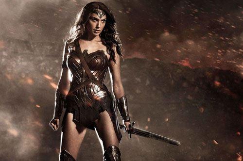 Wonder Woman, meno di tre mesi all'uscita in sala: e Castel del Monte c'è
