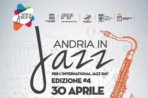 Andria in jazz 2017