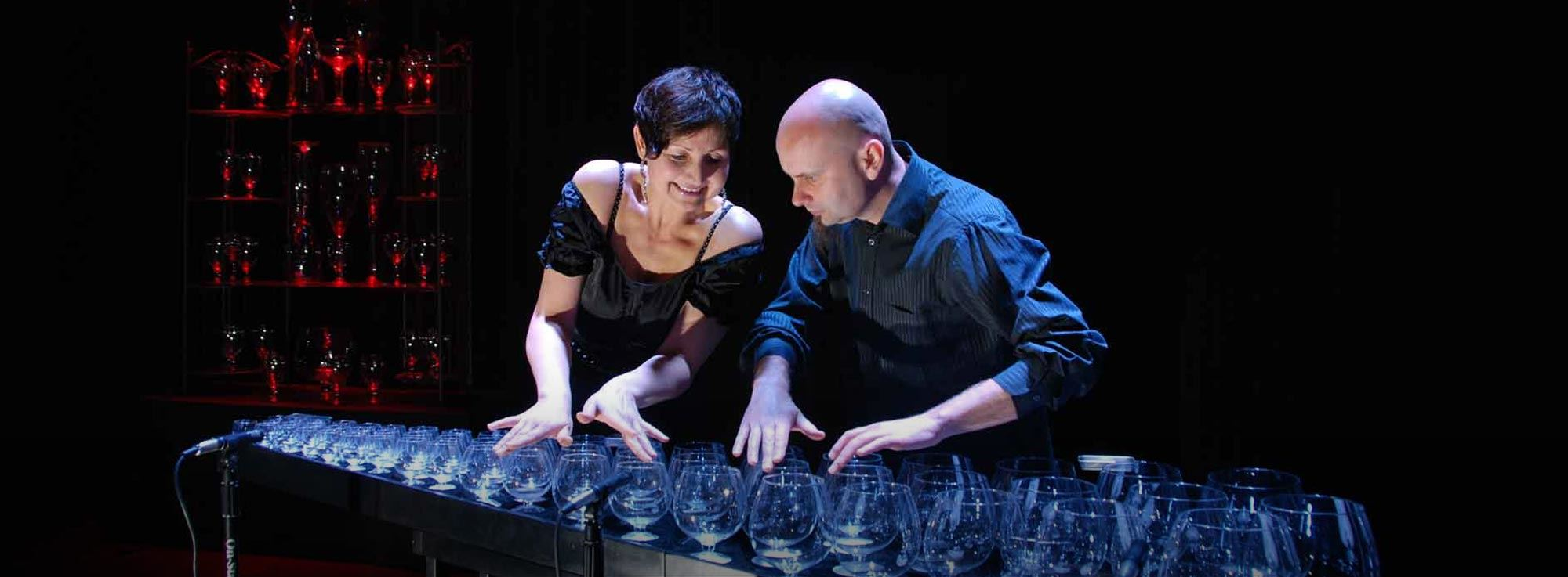 Lecce: Glass Duo - concerto