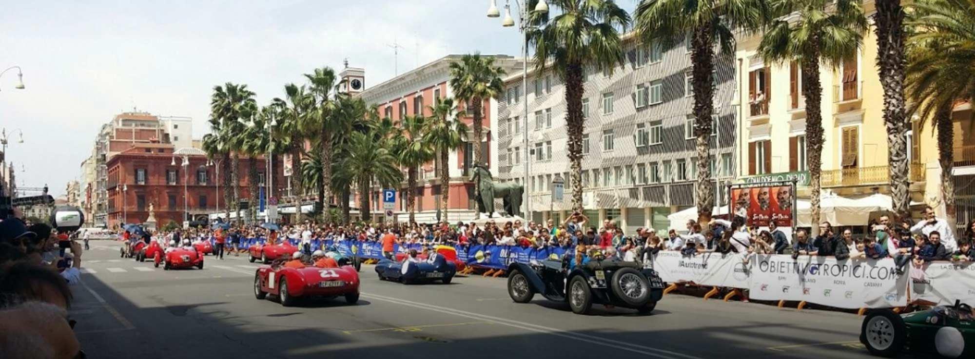 Bari: Rievocazione del Gran Premio di Bari