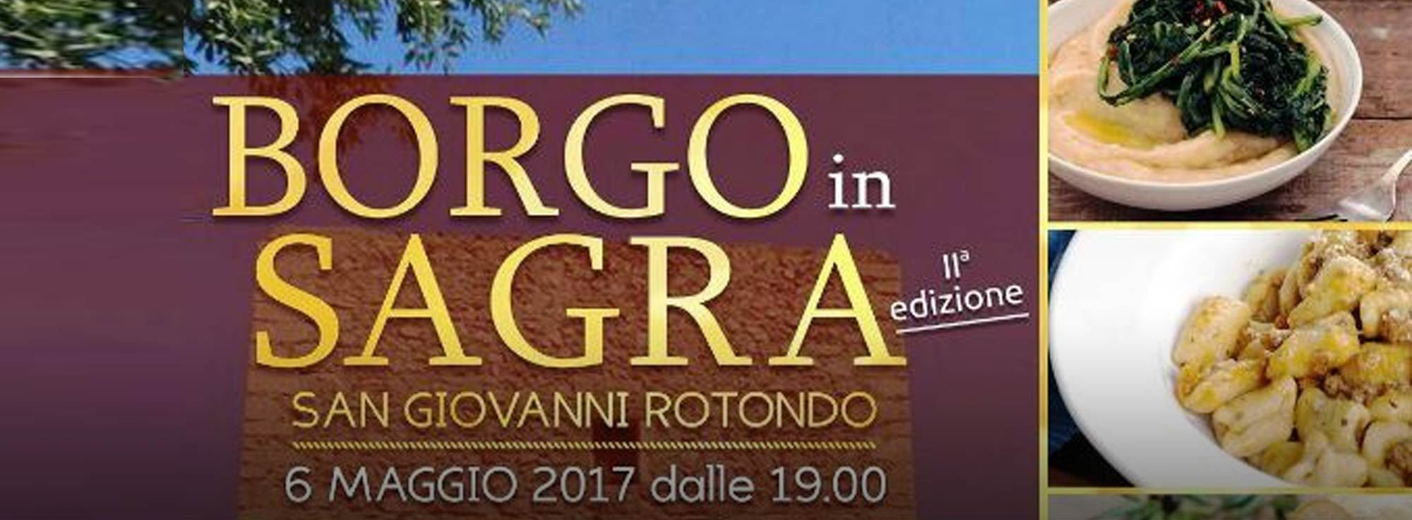 San Giovanni Rotondo: Borgo in Sagra