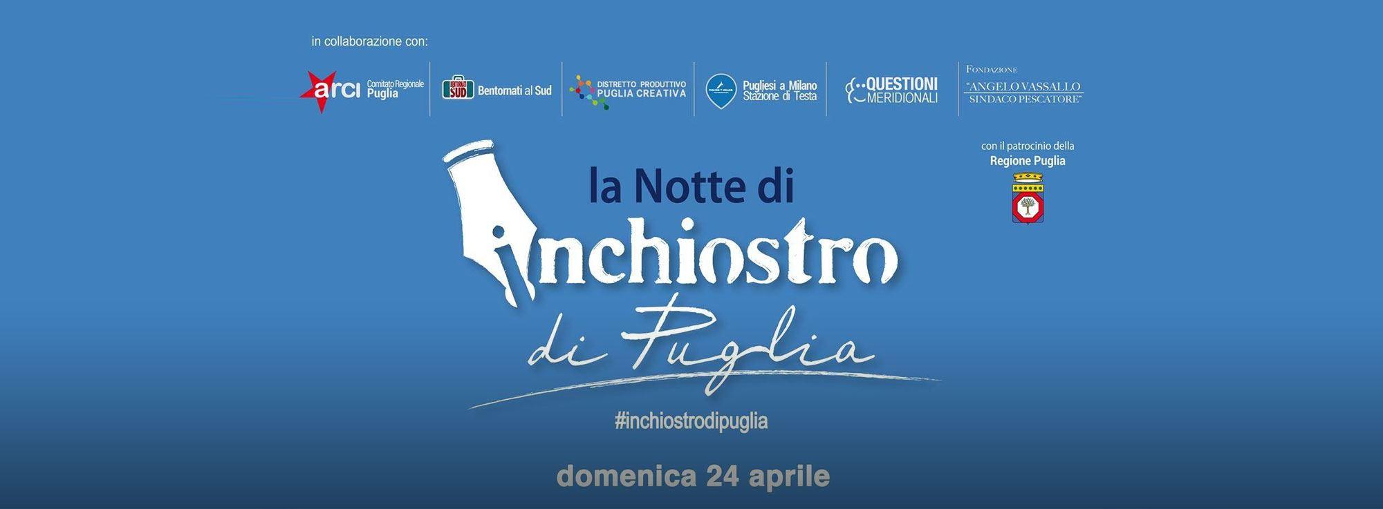 Ostuni: Notte di Inchiostro di Puglia