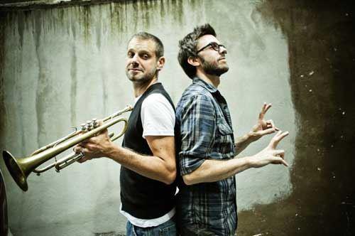 Fabrizio Bosso e Julian Mazzariello in concerto
