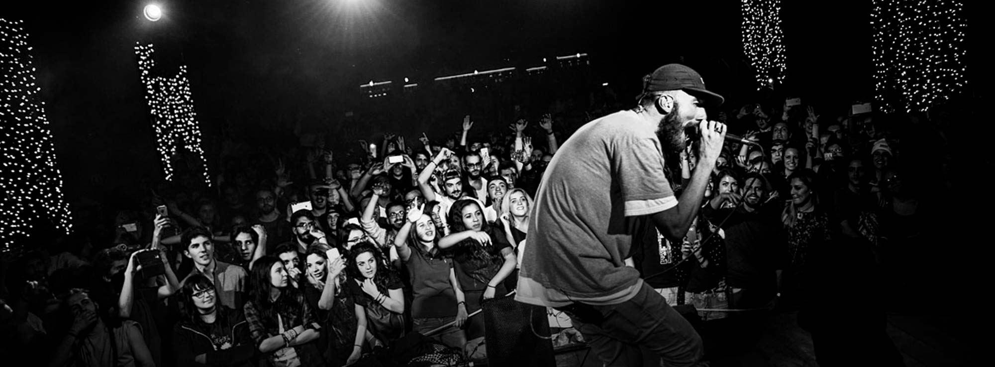 Brindisi: Mecna live