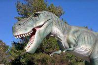 San Marco in Lamis, torna attivo il Parco dei Dinosauri del Gargano