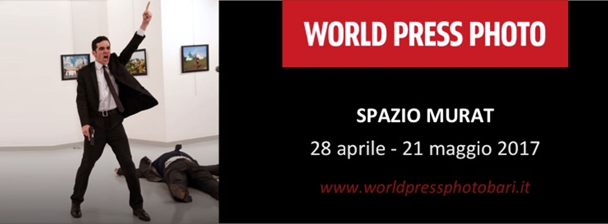 Bari: World Press Photo 2017