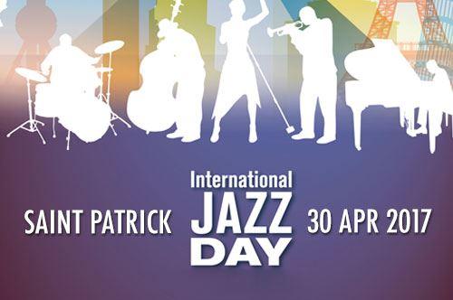 International Jazz Day al Saint Patrick
