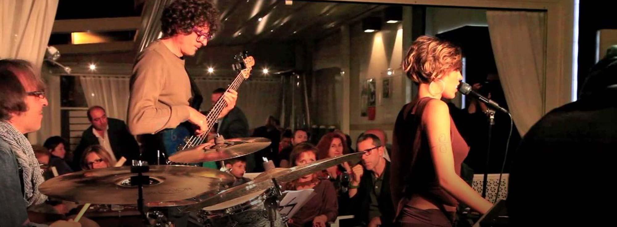 Trani: Serena Brancale Quartet live
