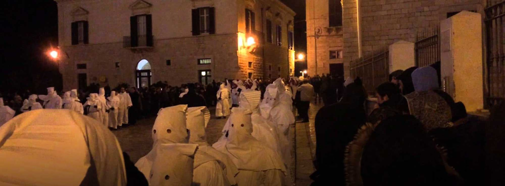 Trani: Riti della Settimana Santa - Processione dell'Addolorata